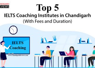 IELTS Coaching Centres in Chandigarh
