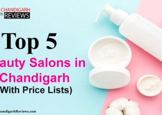 Top 5 Beauty Salons In Chandigarh
