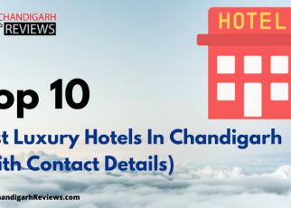 Best Luxury Hotels in Chandigarh