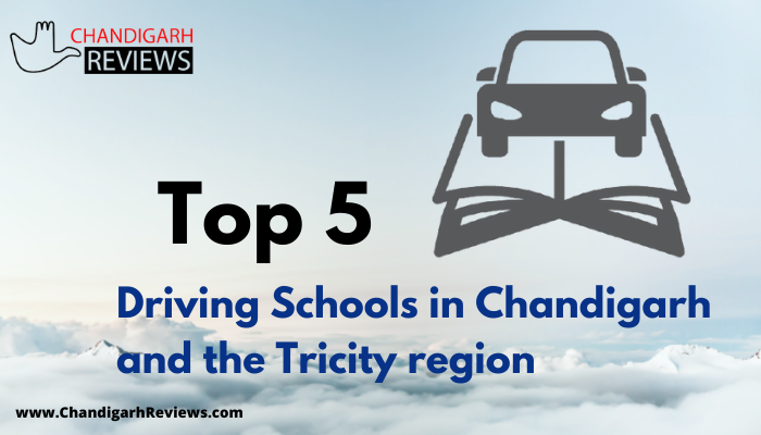 5 Driving Schools In Chandigarh And the Tricity Region