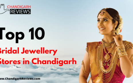 Bridal Jewellery Stores in Chandigarh