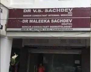 Dr. Malika Sachdev, Skin Specialist